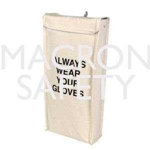 Blackwrap Glove Bag Canvas Front