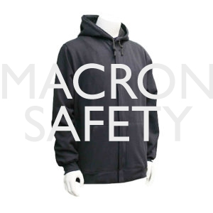 C21 Hooded Pullover with Zipper