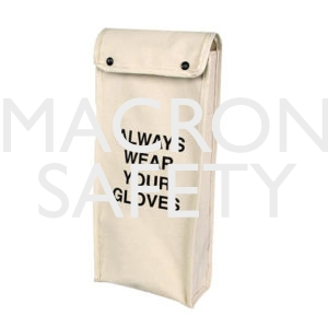 Glove Bag Canvas, Snap Closure