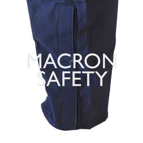 Industrial Grade Velcro Straps on legs and arms for easy entry / exit