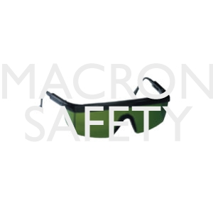 Apollo Welder Safety Glasses - Green Lens