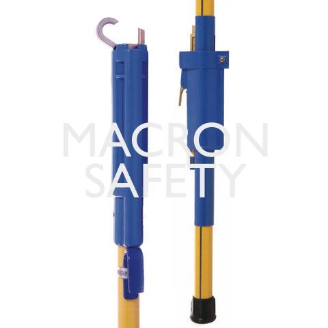 External / Internal Rod Shotgun Stick