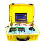 Grounds Tester provides a straightforward means of evaluating grounding assemblies in compliance with ASTM standards.