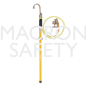 Salisbury static discharge stick 6' #2cable