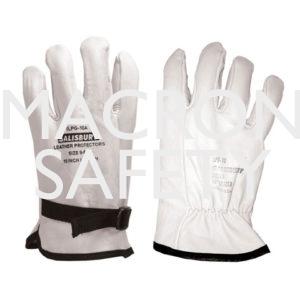 """Salisbury Goat Skin Leather Glove Protectors 10"""""""