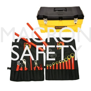 Salisbury TK15LM Linemans Secondary Insulated Tool Kit