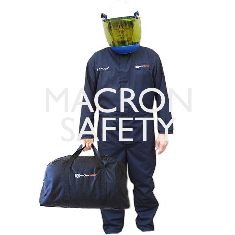 8 cal/cm2 Arc Flash Coverall Kit