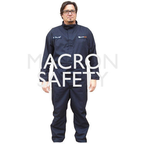 8 cal/cm2 Arc Flash Tecasafe Coverall