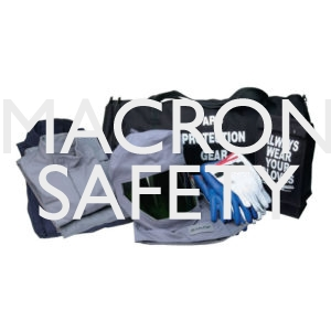 Chicago Protective 20 cal Arc Flash Jacket & Bib Overall Kit