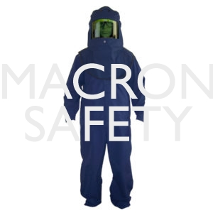 42 cal/cm² Flame-Resistant Work Wear Protera Coverall Suit LCI4