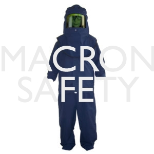 42 cal/cm² Flame-Resistant Work Wear Protera Coat & Bib-Overall Suit