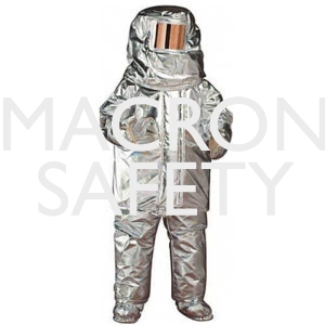 Chicago Protective Aluminized Fire Proximity Suit