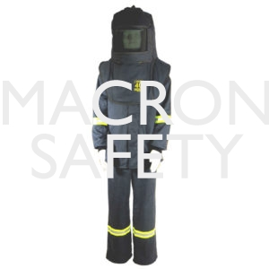 Oberon Arc 65 cal/cm² Flash Coverall Suit