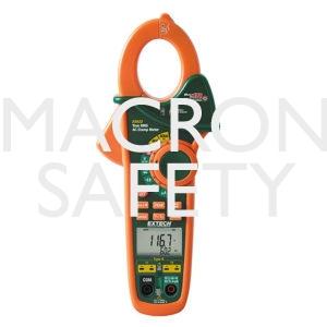 Extech EX622: 400A Dual Input AC Clamp Meter + NCV + IR Thermometer