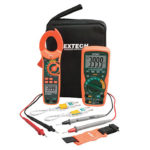 Extech MA620-K: Industrial DMM/Clamp Meter Test Kit