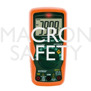 Extech MN47: 12 Function Compact MultiMeter + NCV