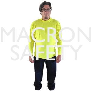 Macron 8 Cal Flame Resistant Hi-Vis T-Shirt