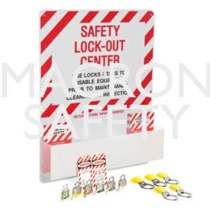 Brady Prinzing Safety Lockout Center - 3001P