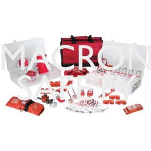 Master Lock Group Lockout Kit - Valve and Electrical 1458VE410