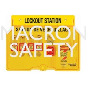 Master Lock Padlock Station - 1482BP410