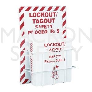 Lockout Procedure Station - KSS142