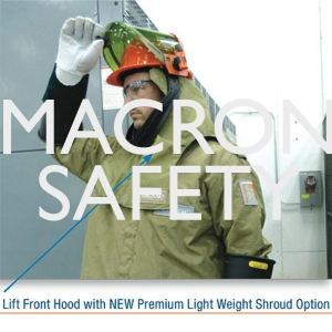 Salisbury 40 cal Lift Front Hood Premium Light Weight LFH40PLT