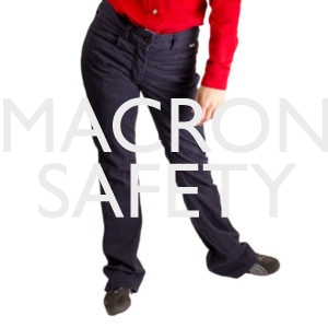 Women's Flame Resistant Navy Blue UltraSoft® AC Work Pants