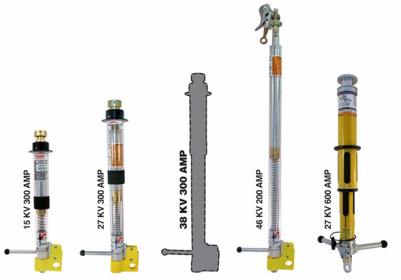 NEW 38 kV Load Break & Pick-up Tool - Macron Safety